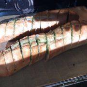 Rezept - Veganes Kräuterbaguette aus dem Ofen