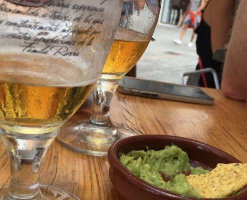 Ibiza - Innenstadt - Eckkneipe & Bier