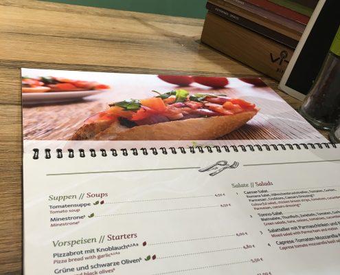 Vegane Optionen am Frankfurter Flughafen