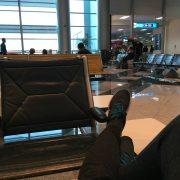 Part 2 – let the adventure begin und meine große Liebe für den A380 - Flughafen Dubai