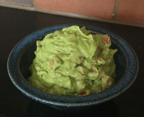 Rezept: Guacamole aka Avocadocreme
