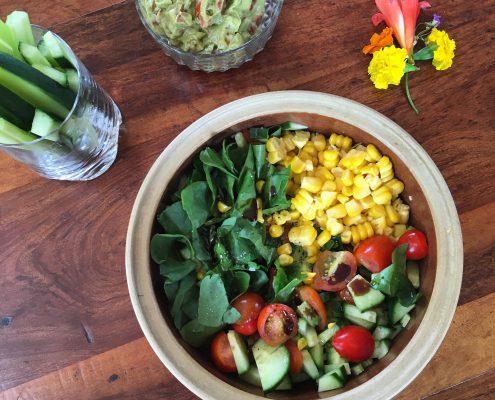 Rezept: Guacamole aka Avocadocreme - Rohkost Dip