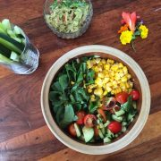 Rezept: Guacamole aka Avocadocreme Titelbild