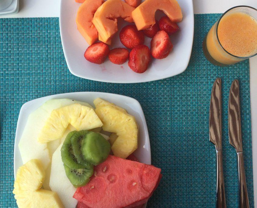 Ibiza - Hard Rock Hotel Frühstück
