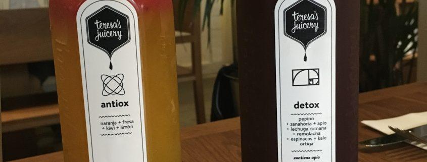 Barcelona - Flax & Kale - Lory's Restaurant Test (und Tipp) #2- antiox & detox