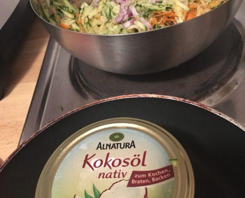 Rezept Rösti - Gemüsepuffer - Reibekuchen #5
