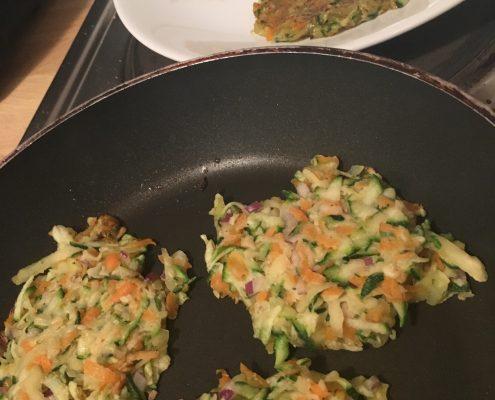 Rezept Rösti - Gemüsepuffer - Reibekuchen #7