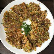 Rezept Rösti - Gemüsepuffer - Reibekuchen #2