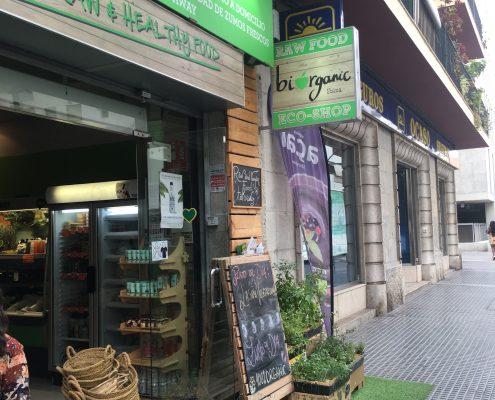 Ibiza - biorganic Ibiza. Eco-Shop #1