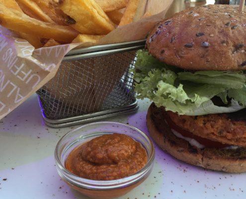 Green Queen Burger