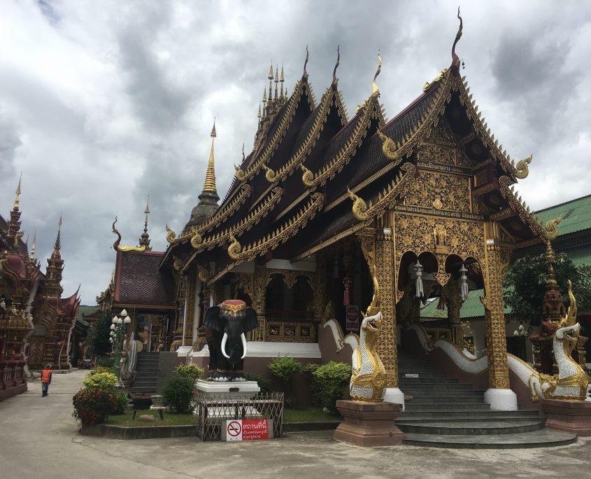 Chiang Mai - Wat Saen Muang Ma Luang