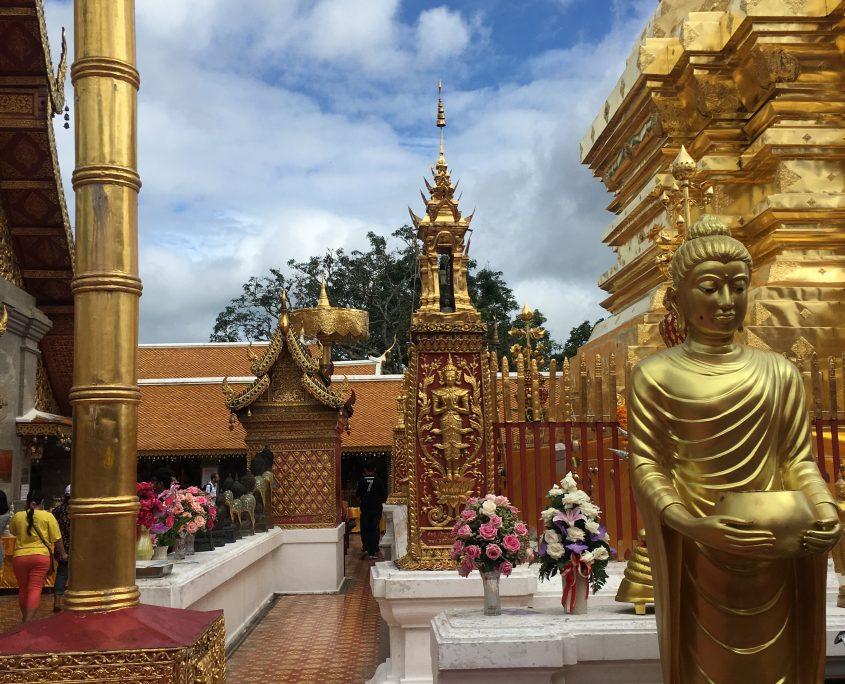 Chiang Mai - Wat Doi Suthep #2