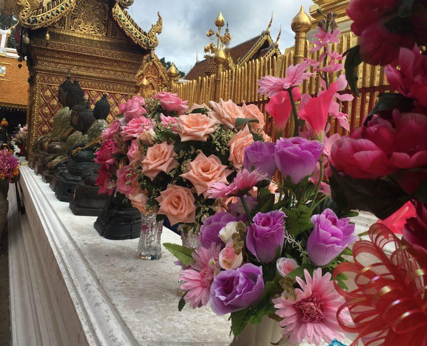 Chiang Mai - Wat Doi Suthep #1