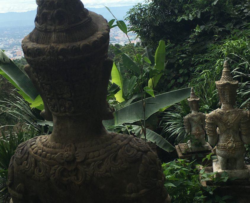 Chiang Mai - Wat Pha Lat #2