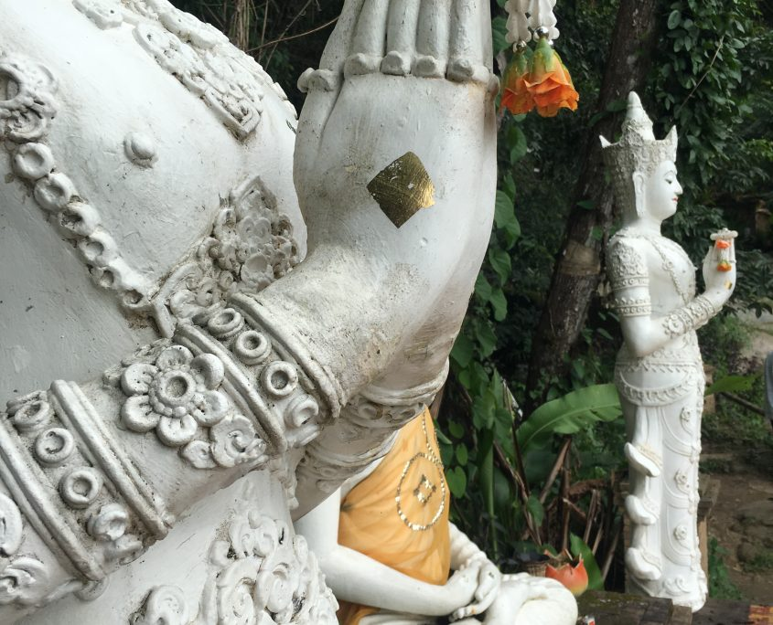 Chiang Mai - Wat Pha Lat #1
