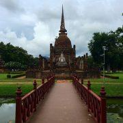 Sukhothai - Historical Park Sukhothai - Venturous