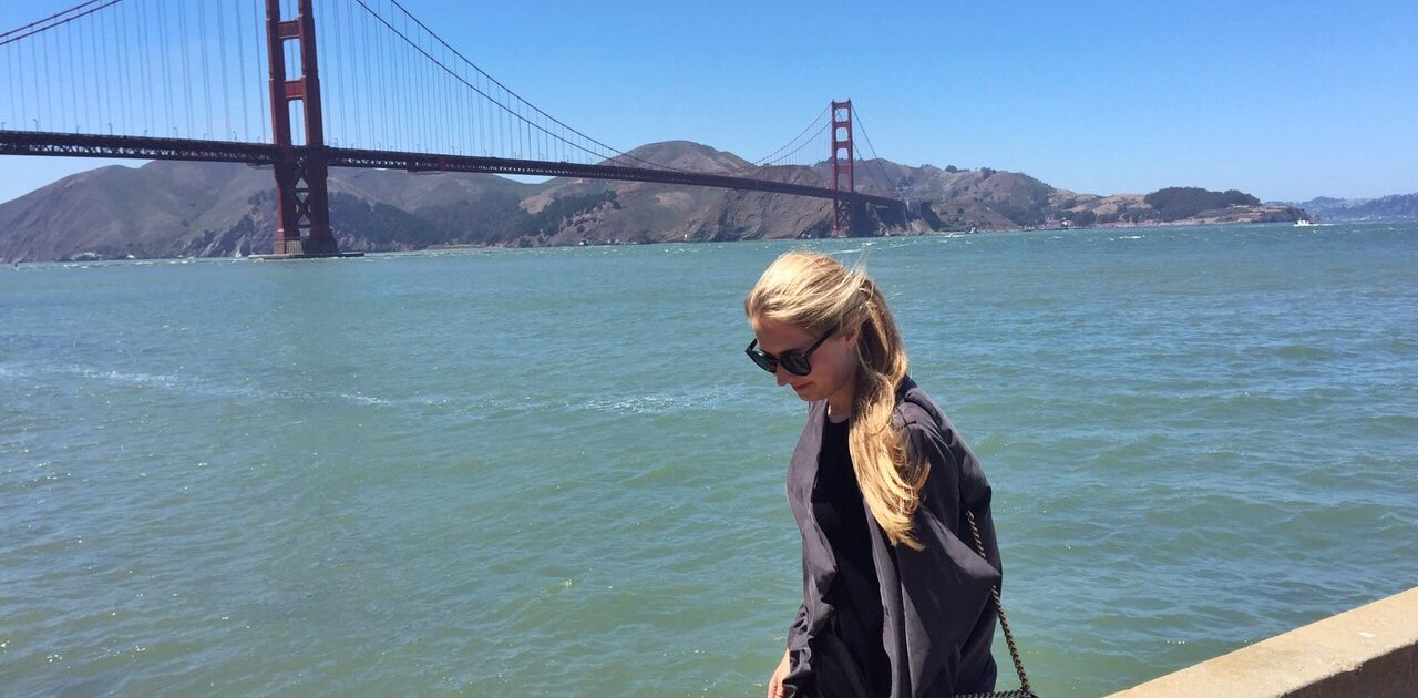 theVenturous - San Francisco - Golden Gate Bridge - Titelbild Startseite - Venturous