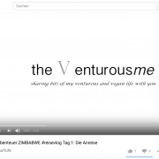 theVenturousme auf Youtube