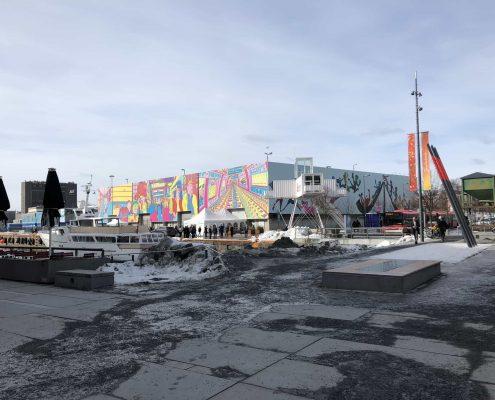 Oslo - Aker Brygge - Galleri Brandstrup AS