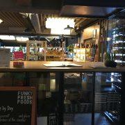 Oslo: Funky Fresh Foods - Eingangsbereich