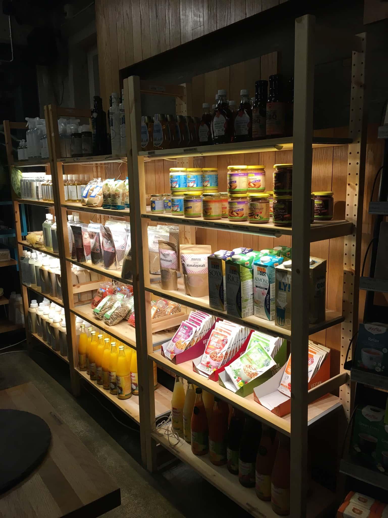 Oslo: Funky Fresh Foods - Shop vegane Produkte