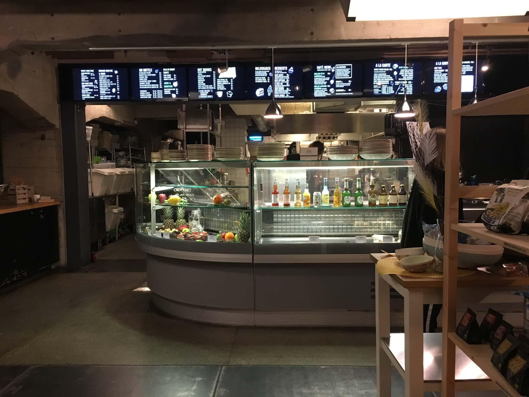 Oslo: Funky Fresh Foods - Theke