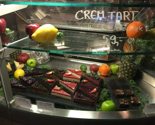 Oslo: Funky Fresh Foods - Crem Tart